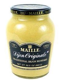 There is only one REAL mustard: MAILLE!