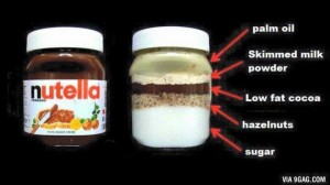 I used to love Nutella too... Not anymore!